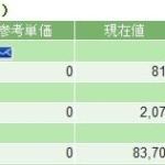 松井証券→SBI証券 一般口座間株式移管