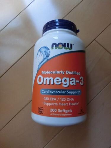 オメガ3(Omega-3)