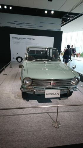 日産 サニー 1000 バン(DATSUN SUNNY 1000 VAN)