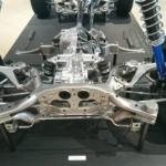 日産GT-R 足回り ドライブライン エンジン カットモデル