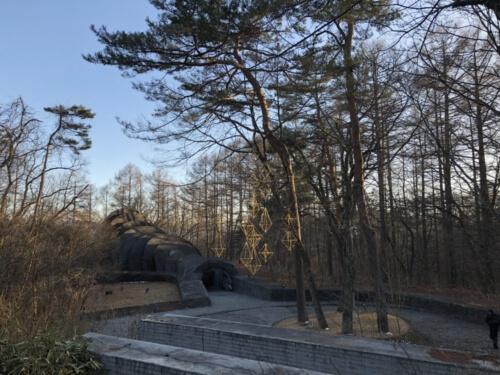軽井沢星野エリア_星野リゾート石の教会外観
