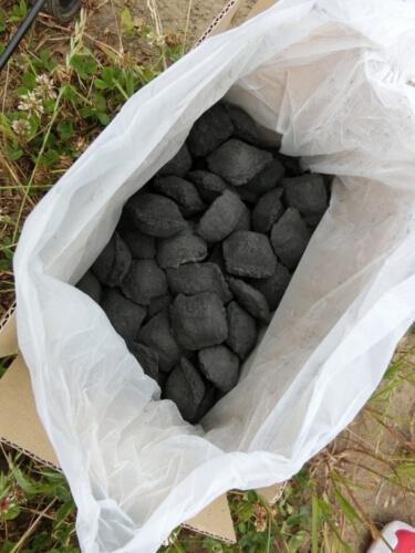 トップバリュ 豆炭 2kg