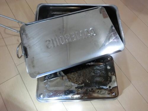 キャメロンズ ミニスモーカー Camerons Mini Stovetop Smoker