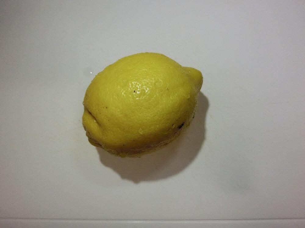 輪切りレモンの保存方法