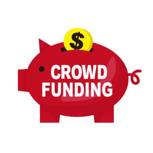 クラウドファンディング(Crown Funding)