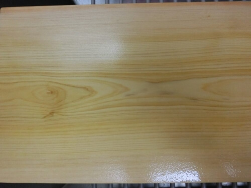 木製 抗菌 まな板 青森 天然 ひば NCB-S(33×21cm)