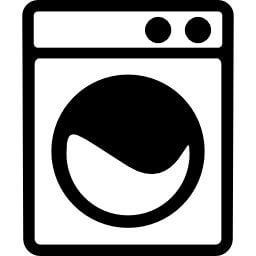 洗濯機 アイコン