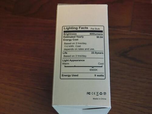 人感センサー電球,Haofy LED電球 9W