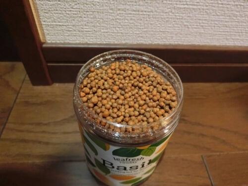 【バジル栽培記録】