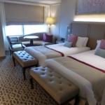 結婚式特典で横浜ロイヤルパークホテルに無料宿泊してきた