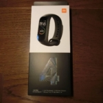 Xiaomi Mi Band 4を購入!!【Mi Band 3との現物比較】