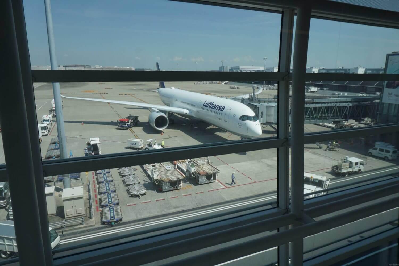 ルフトハンザドイツ航空 LH0715 エアバス A350-900型
