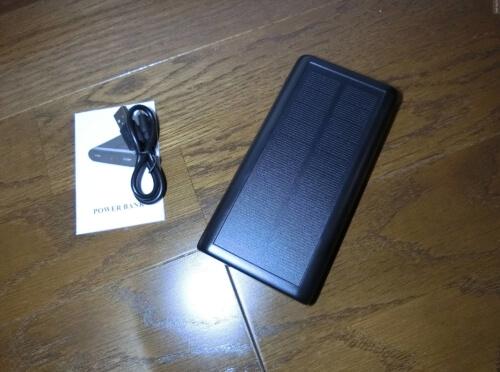 【人柱報告】Amazonで怪しいモバイルバッテリー(POWER BANK 26800mAh)を購入