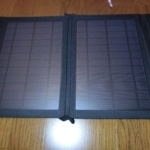 ポータブルソーラーパネル enkeeo ソーラーパネル 28W