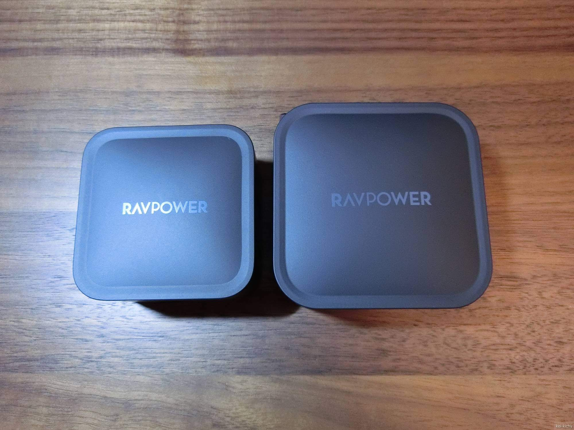 PAVPower PD Pioneer 65W 90W比較