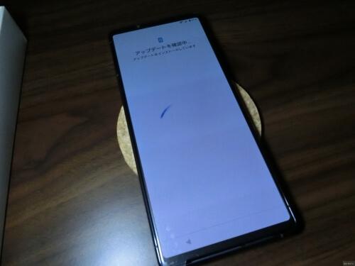 5G対応のXperia 1Ⅱを購入(激安ガラスフィルムも)