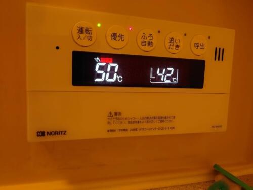 【解決】NORITZの給湯機で時刻が888になった現象