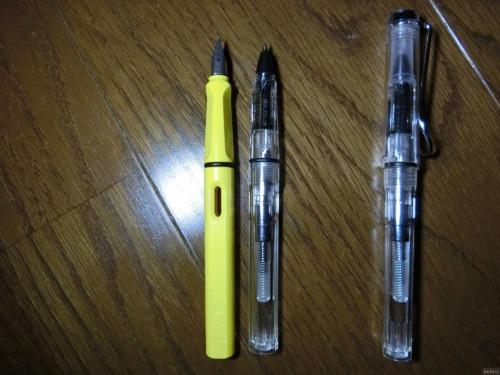 激安ローラーボールペンをお試し購入