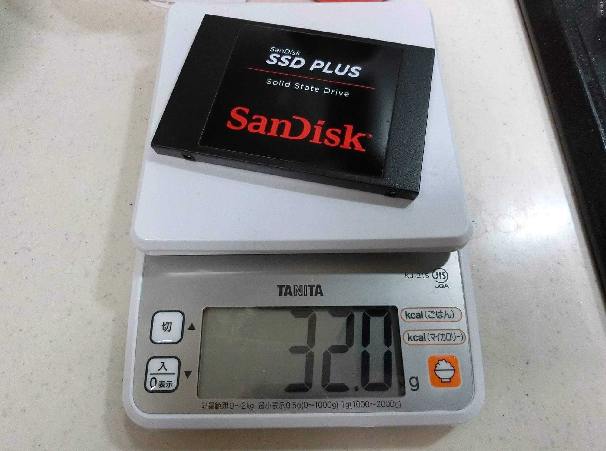 【DIY】HP ENVYのHDDのSSD換装とバッテリーの膨張