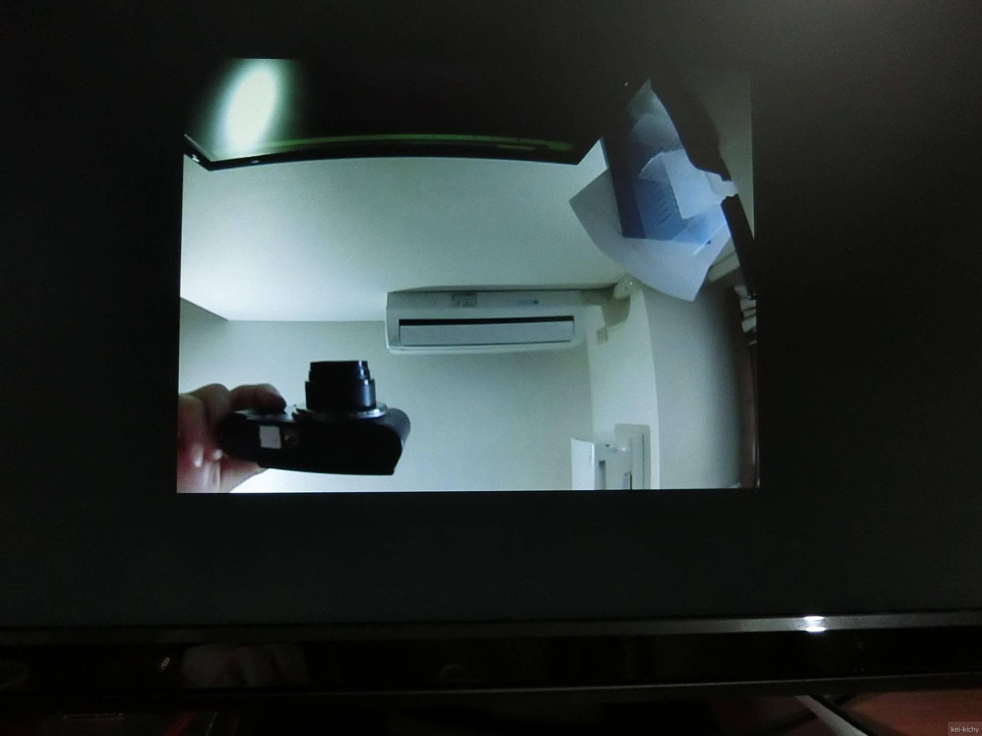 【工作】RaspberryPi用広角カメラを取り付ける